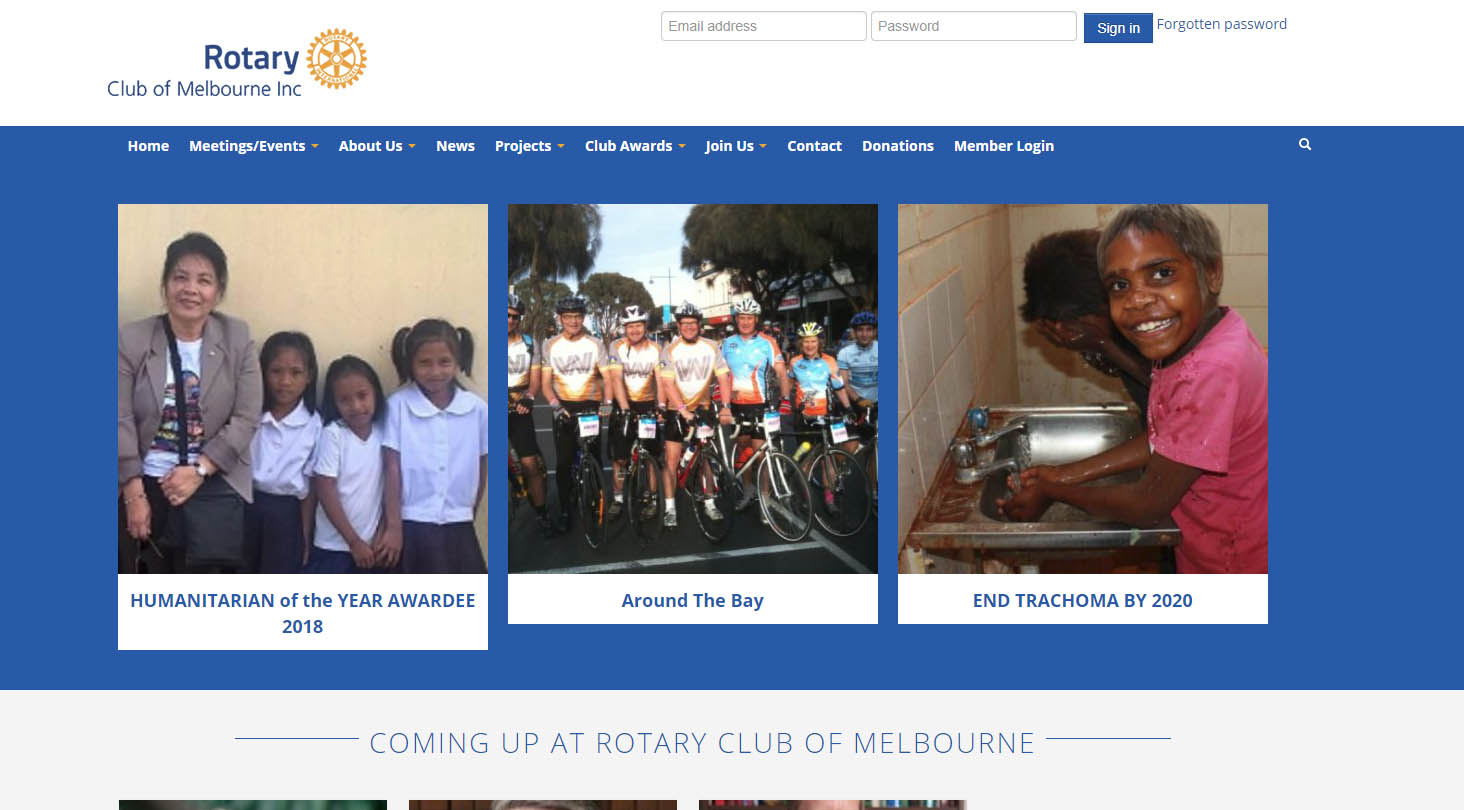 Rotary Club of Melbourne